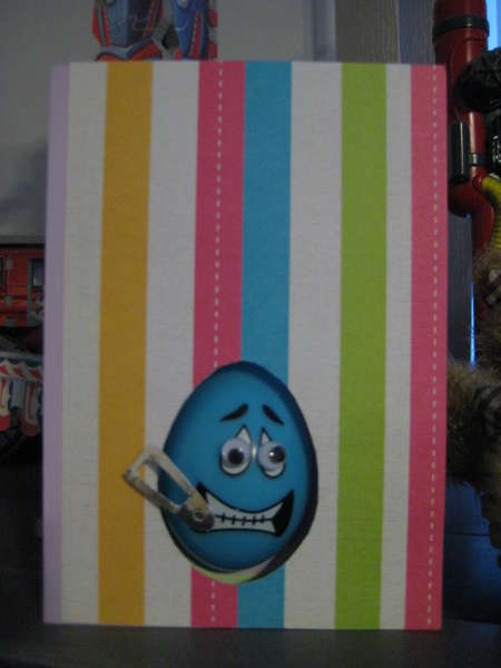 2010 Easter Card