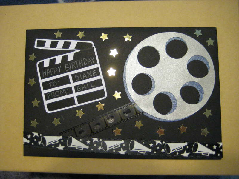 Film Star Envelope