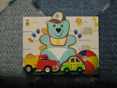 New Born Baby Boy Card