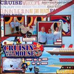 Crusin' with the Mouse!