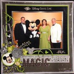 Formal Disney Magic