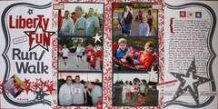 Liberty Family Fun Run/Walk 08