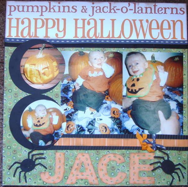 Jace's 1st Halloween 02