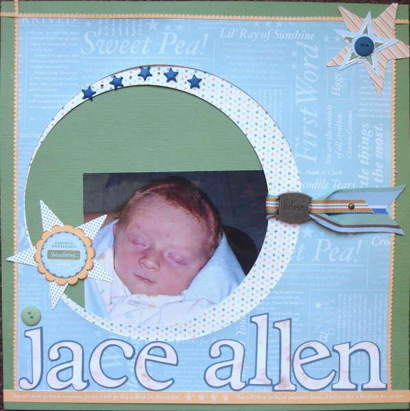 Introducing Jace 01
