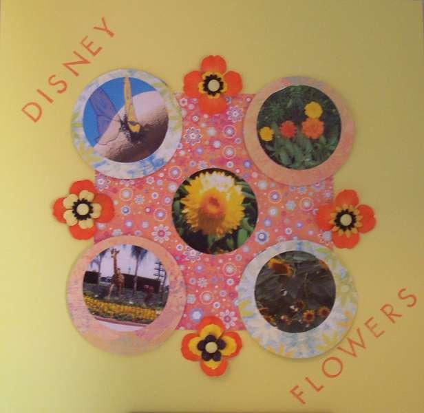 Disney Flowers