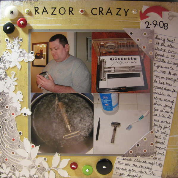 Razor Crazy