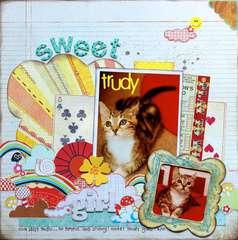 Sweet Trudy Girl