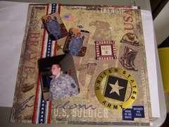 uNITED STATES  SOLDIER  2008