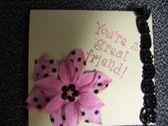 friend card