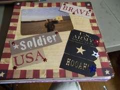 brave soldier  2009 *