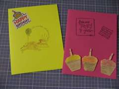 birthday cards   2009  *