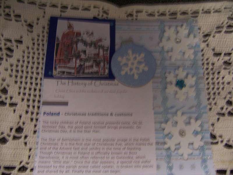 polish santa and traditions  * 2009