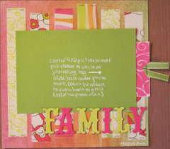 FAMILY (LO for Jon & McCall)
