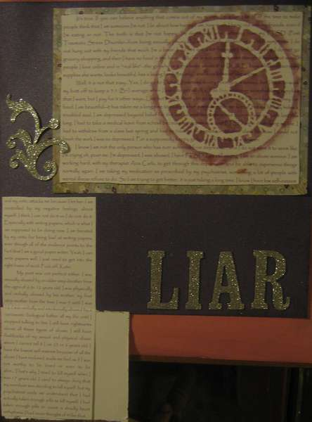 LIAR (Hidden Journaling)