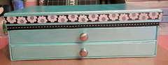 MM Green Embellishment Box