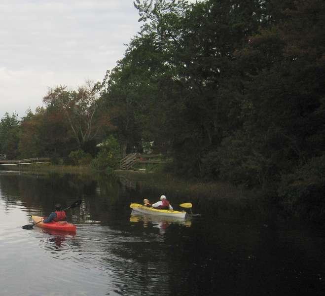 Fall Activity (Kayaking)-AGC