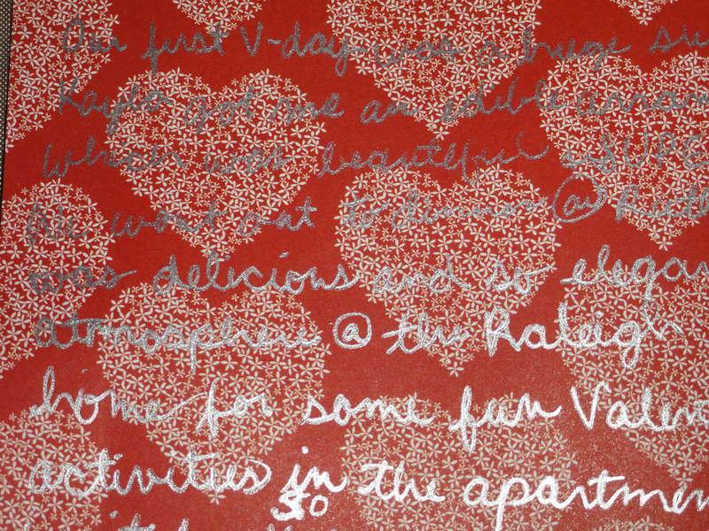Love (Hidden Journaling)