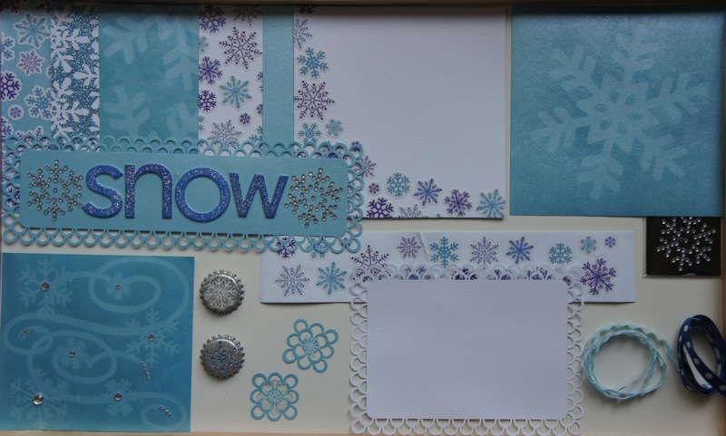 Snowflake Kit (Winter Kit Swap Angel)
