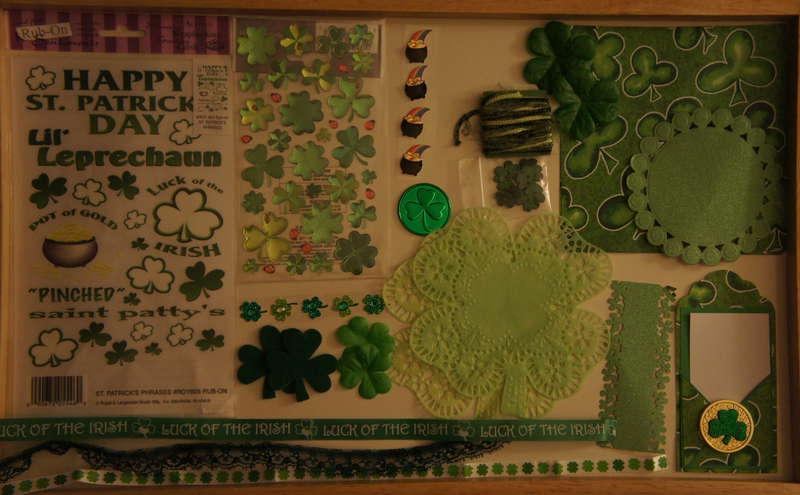 St. Patrick's Day Envie from DisneyLisa