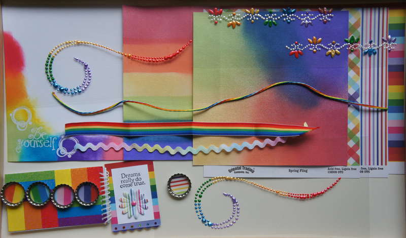 Rainbow Kit (April Kit Swap)