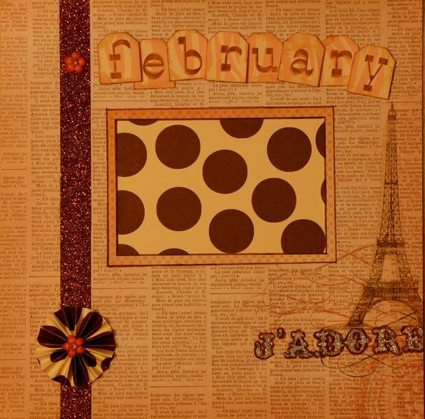 February-2013 Calendar Swap