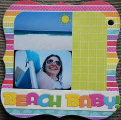 Beach Baby! (Summer '11 Mini)