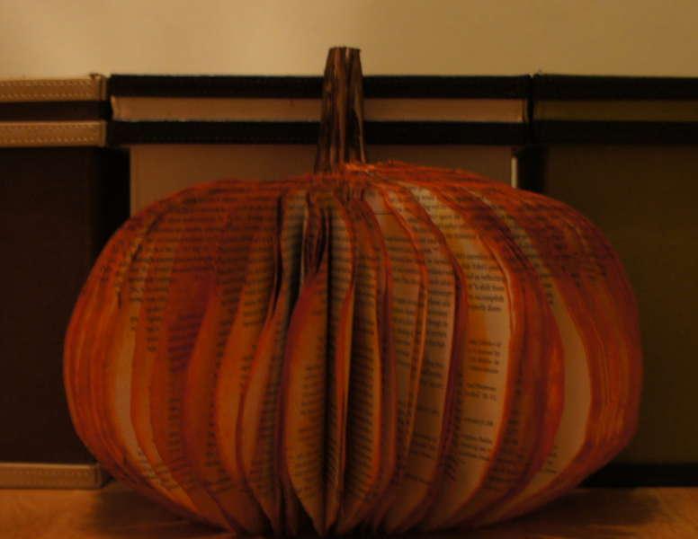 Paperback Pumpkin