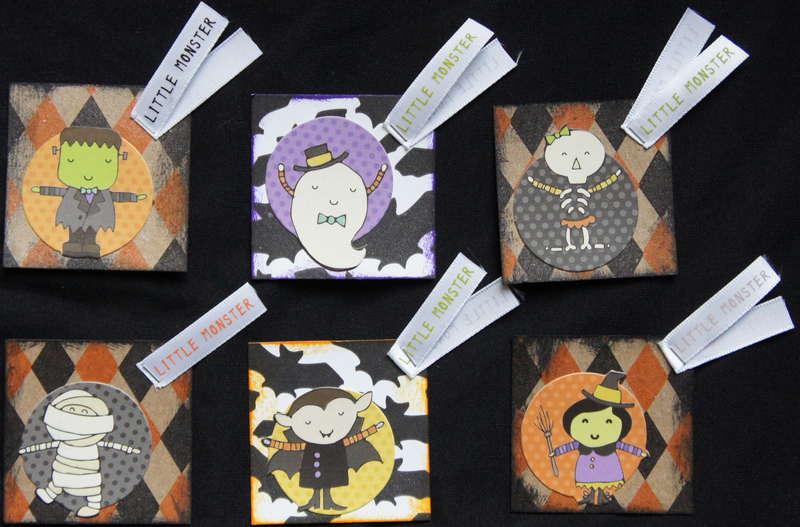 Little Monster Munchkins (September M/M/M Swap)