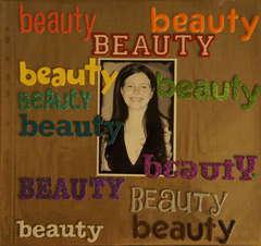 beauty (Andy Warhol inspiration)