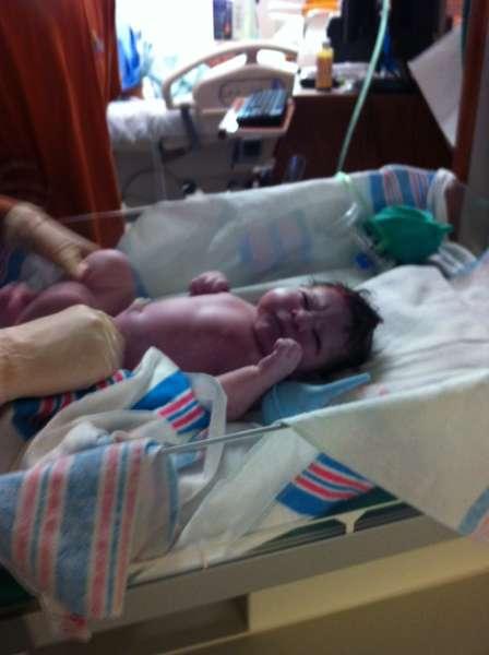 NEW Baby Aubrey!!!