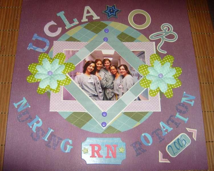 UCLA OR nursing rotation