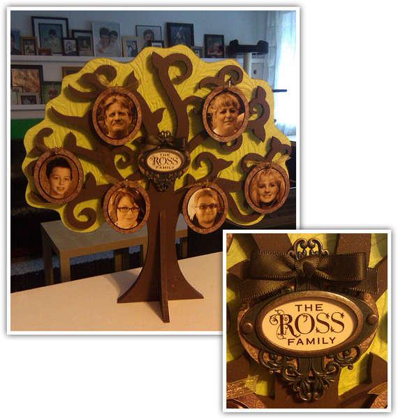 2009 - Ross Family Tree