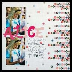 Disney - Alice