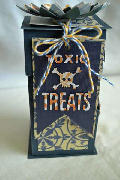 Toxic Treat Box by Guiseppa Gubler