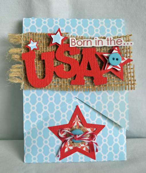 Born in the USA by Guiseppa Gubler