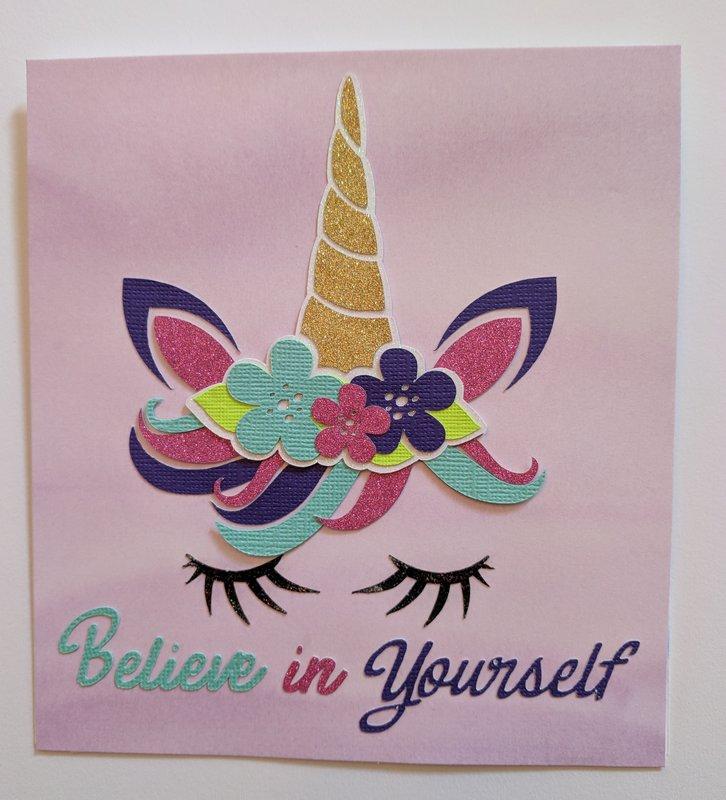 Believe in Yourself - 1 of 4