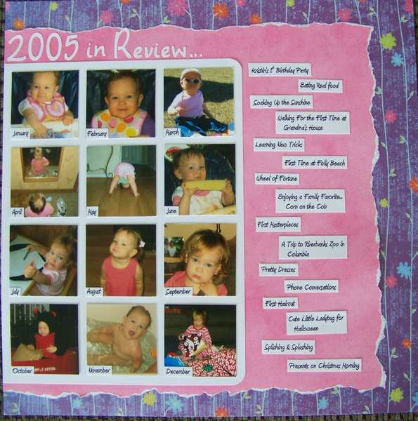 2005 in Review