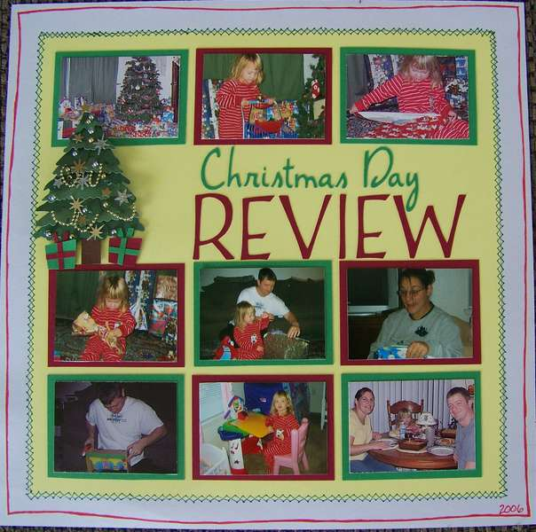 Christmas Day Review 2006