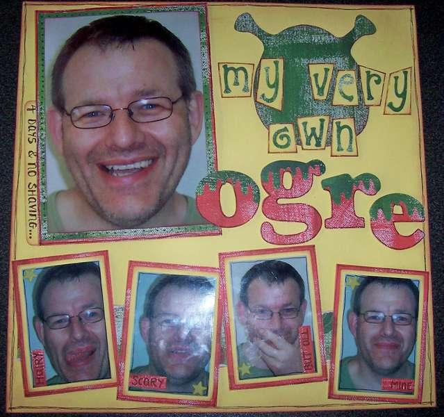 My Very Own Ogre.