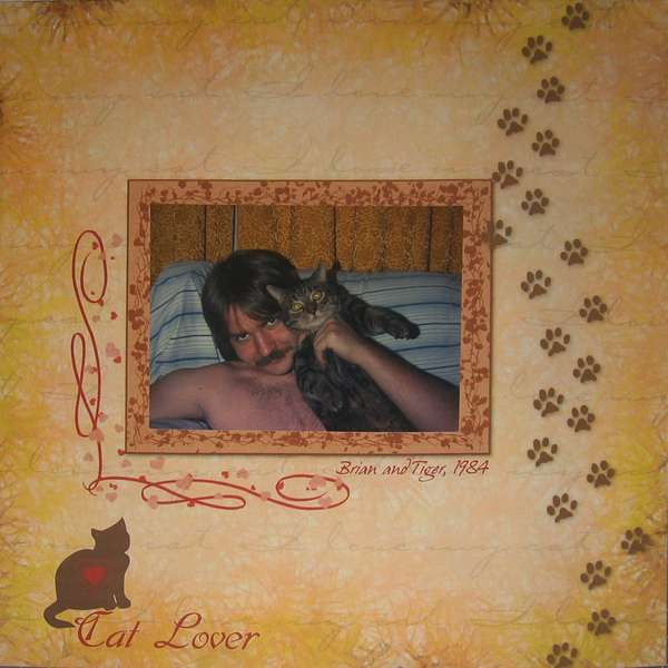 Cat Lover, 1984