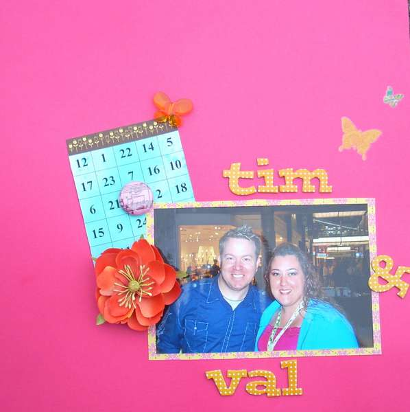 Tim and val