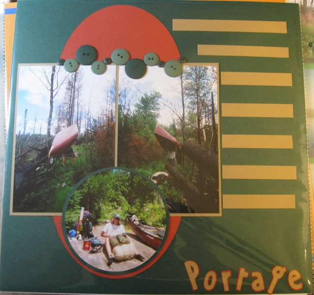 portage-boundary waters