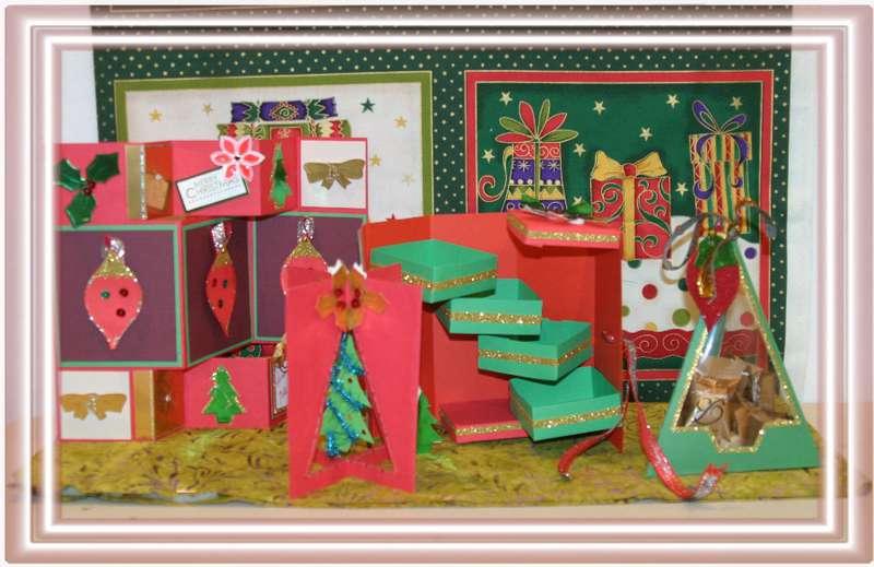 Christmas Cards & Gift Box