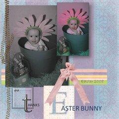Easter - Our Flower Girl