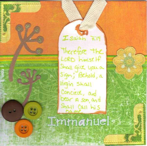 HHN Challenge - Immuanuel