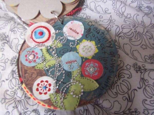 flower/circle mini album