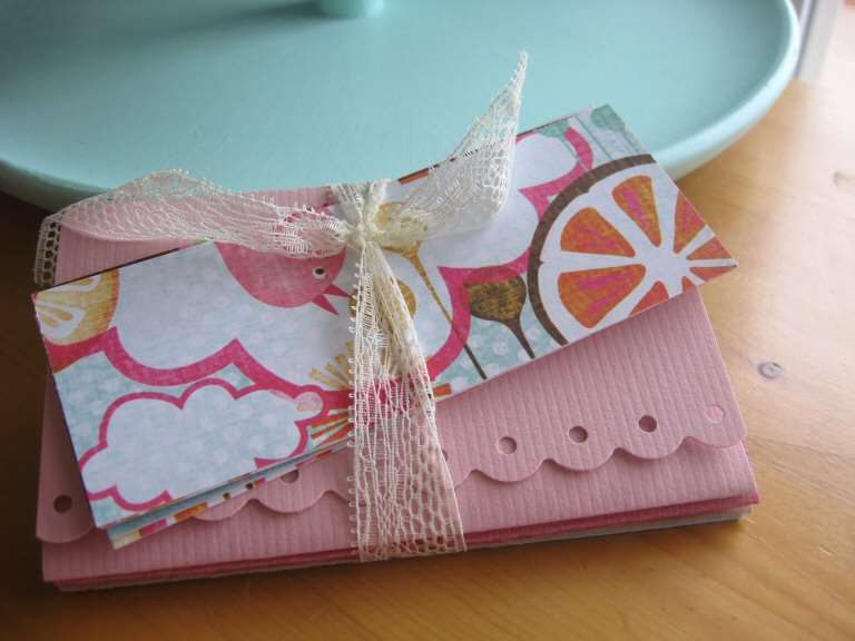 Make your own gift card holders kit