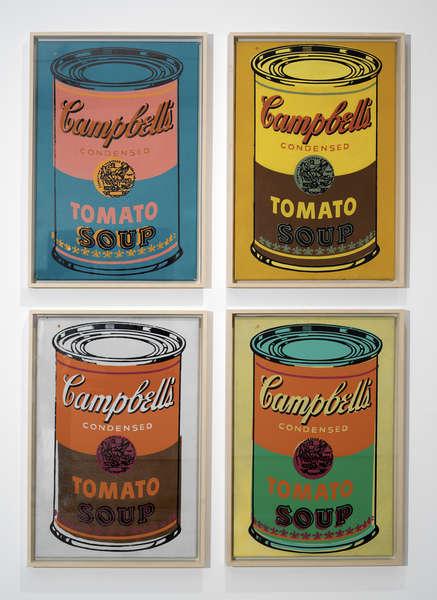 Andy Warhol Inspiration - Sept AGC