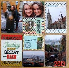 Budapest, Hungary - Project Life