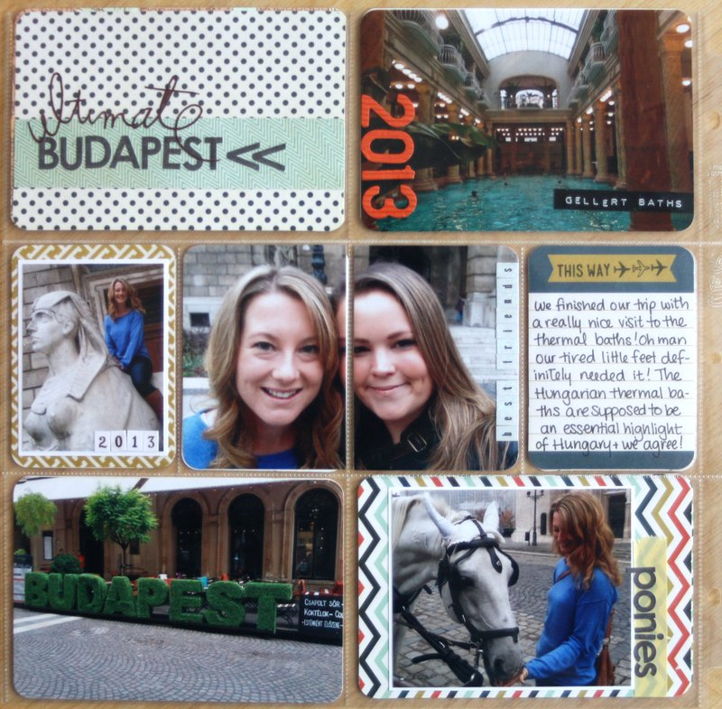 Budapest, Hungary - Project Life
